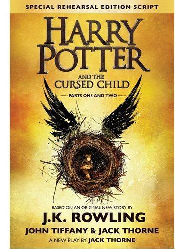 Harry Potter and the Cursed Child – Parts I & II 哈利波特与被诅咒的孩子(英版) ISBN9780751565355