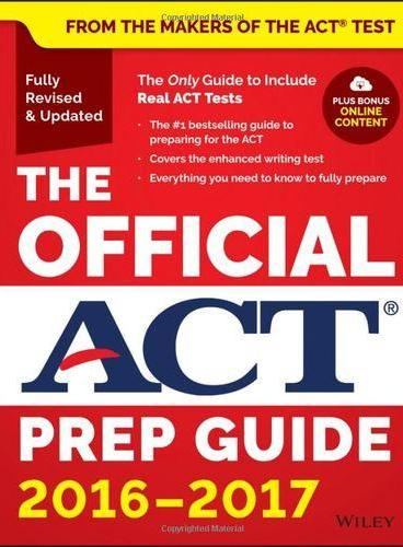 ACT考试官方指南