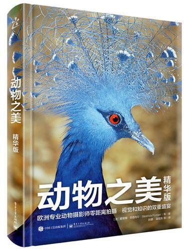 动物之美(精华版)(精装版)(全彩)