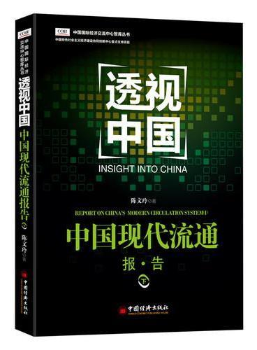 透视中国 中国现代流通报告.下