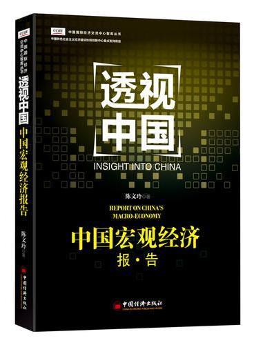 透视中国 中国宏观经济报告