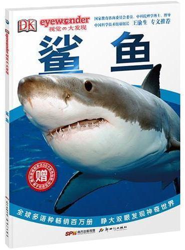 DK视觉大发现·鲨鱼