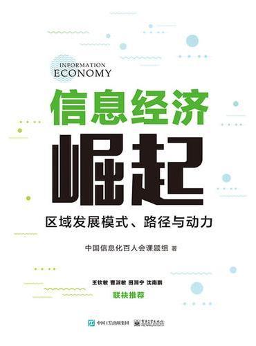 信息经济崛起——区域发展模式、路径与动力
