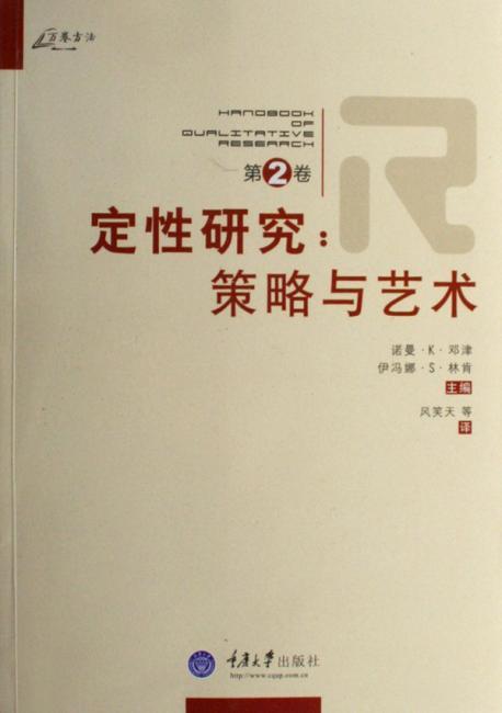 定性研究:策略与艺术(第2卷)