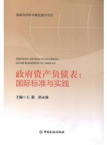 政府资产负债表:国际标准与实践