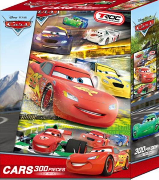 CARS300片盒裝拼圖(C)