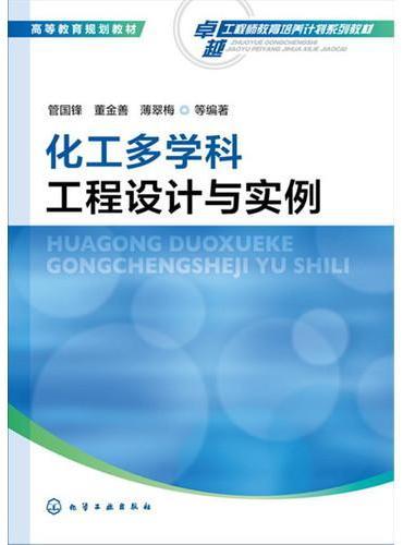 化工多学科工程设计与实例(管国锋)