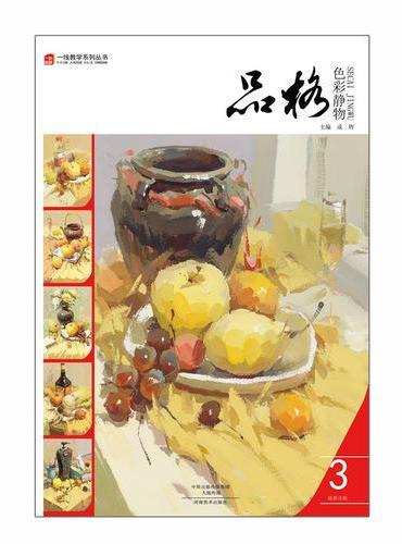 一线教学系列丛书、品格—色彩静物3