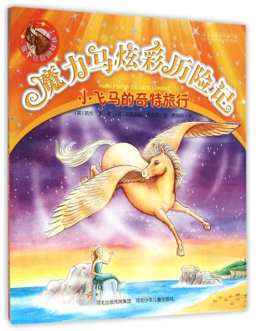 魔力马炫彩历险记:小飞马的奇特旅行