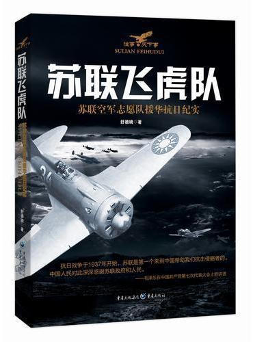 苏联飞虎队 : 苏联空军志愿队援华抗日纪实