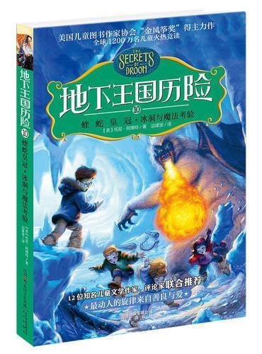 地下王国历险⑩蝰蛇皇冠·冰洞与魔法考验