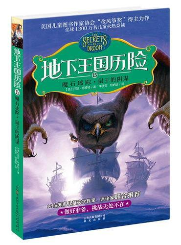 地下王国历险⒂魔石迷踪·鼠王的阴谋