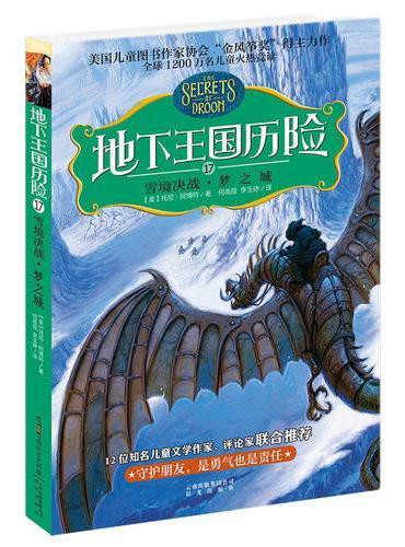 地下王国历险⒄雪境决战·梦之城