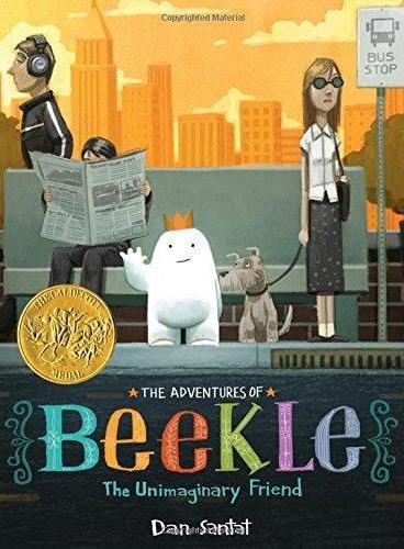 The Adventure of Beekle: The Unimaginary Friends小白找朋友ISBN9781783443857