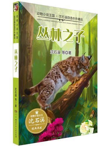 动物小说王国·沈石溪自选中外精品·丛林之子