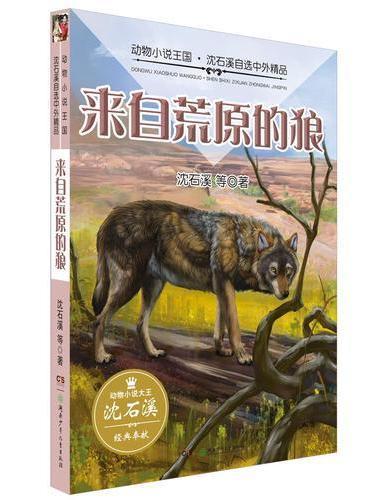 动物小说王国·沈石溪自选中外精品·来自荒原的狼