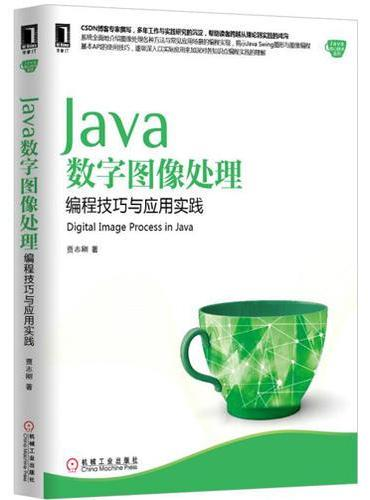 Java数字图像处理:编程技巧与应用实践