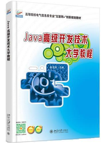 Java高级开发技术大学教程