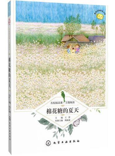 名校阅读课:主题阅读--棉花糖的夏天