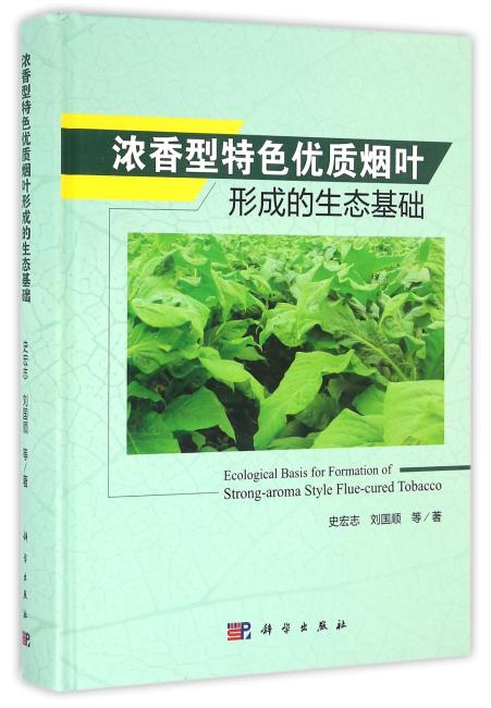 浓香型特色优质烟叶形成的生态基础