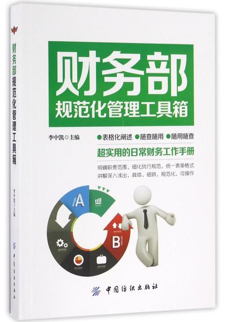 财务部规范化管理工具箱