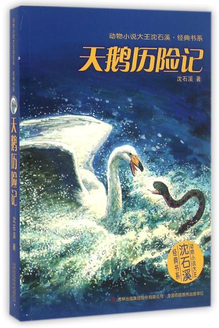 动物小说大王沈石溪·经典书系  天鹅历险记