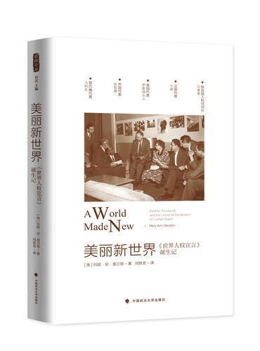 美丽新世界:《世界人权宣言》诞生记(雅理译丛)