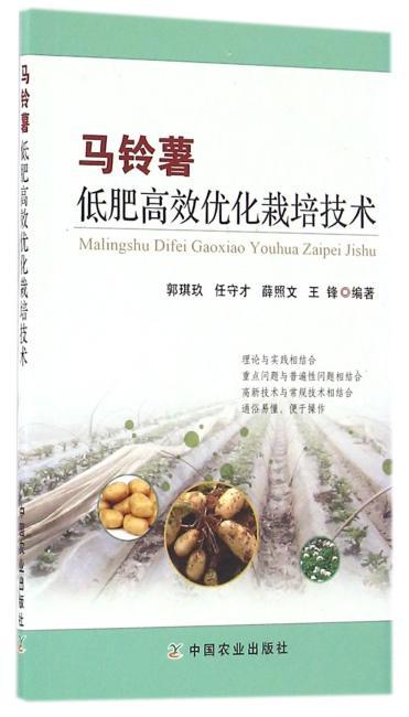 马铃薯低肥高效优化栽培技术