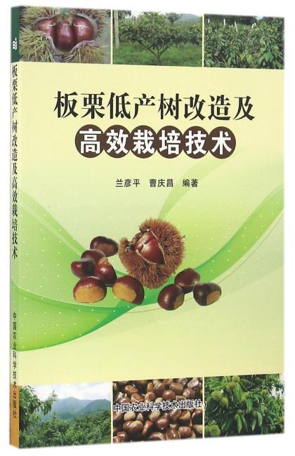 板栗低产树改造及高效栽培技术