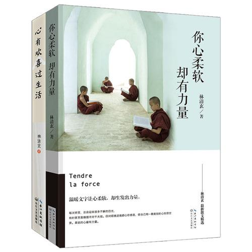 林清玄经典散文精选2册套装