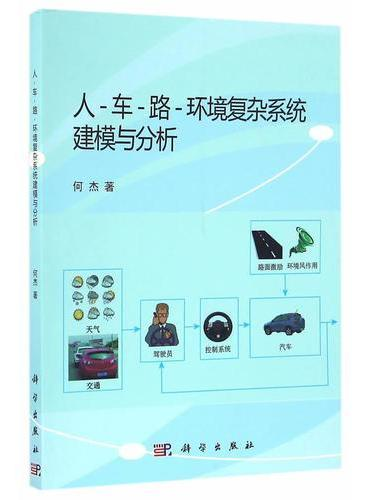 人车路环境复杂系统建模与分析