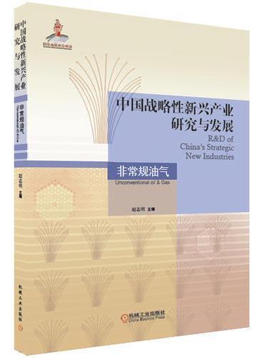 中国战略性新兴产业研究与发展 非常规油气