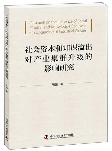 社会资本和知识溢出对产业集群升级的影响研究