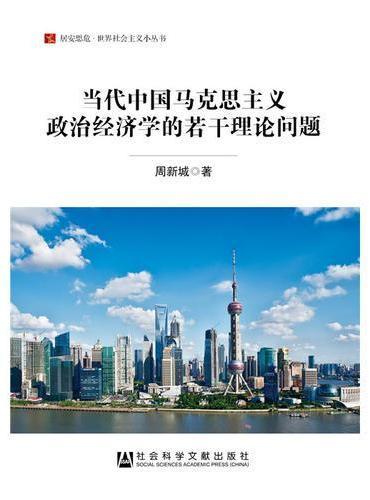 当代中国马克思主义政治经济学的若干理论问题