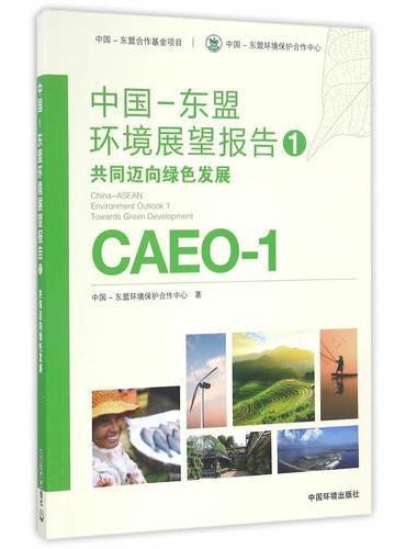 中国-东盟环境展望报告:共同迈向绿色发展