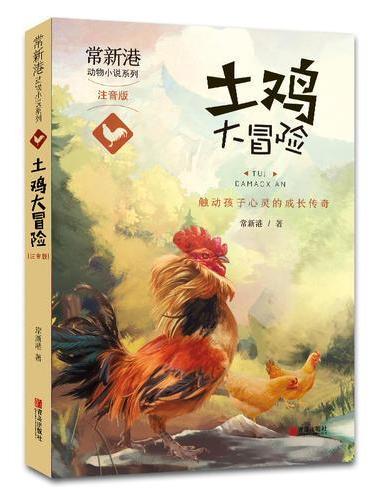 常新港动物小说系列-土鸡大冒险(注音版)