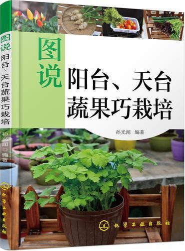 图说阳台、天台蔬果巧栽培