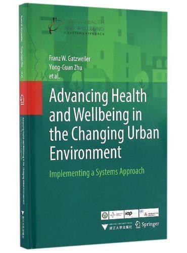 迈向实现之路:利用系统方法促进城市环境变化中的健康与福祉   系统方法 · 全球城市健康与福祉战略研究丛书