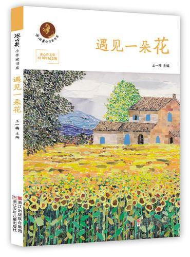 冰心奖小作家书系:遇见一朵花