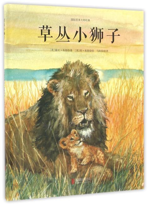 草丛小狮子