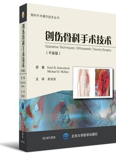 创伤骨科手术技术(平装版)