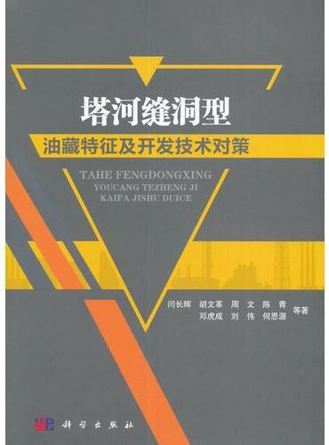 塔河缝洞型油藏特征及开发技术对策
