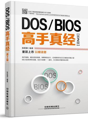 DOS/BIOS高手真经(第二版)