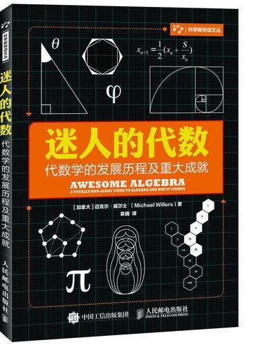 迷人的代数 代数学的发展历程及重大成就