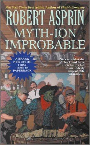 Myth-ion Improbable(ISBN=9780441009626)