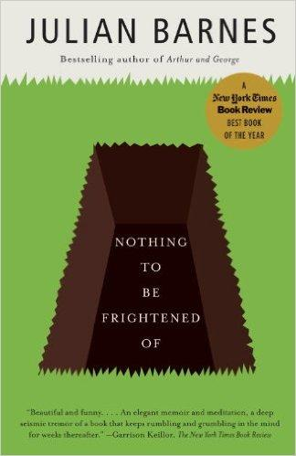 NOTHING TO BE FRIGHTENED OF(ISBN=9780307389985)