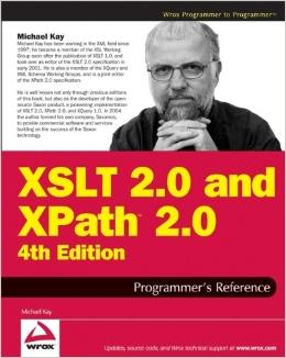 Xslt 2.0 And Xpath 2.0 Programmer'S Reference, 4Th Edition 9780470192740