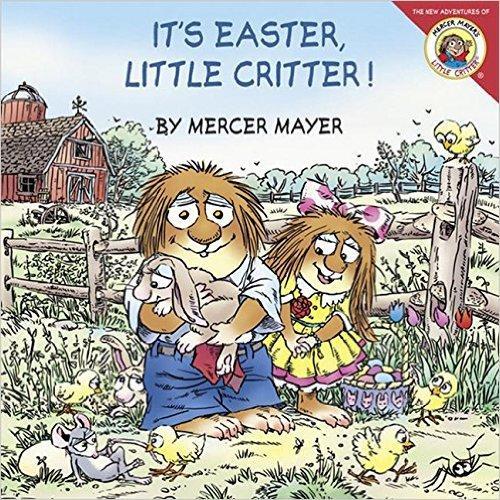 Little Critter: It's Easter, Little Critter! 小怪物:复活节到了 ISBN9780060539740