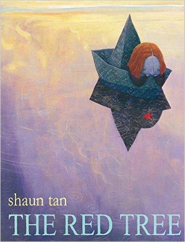 The Red Tree(by Shaun Tan) 绯红树(CBCA年度最佳图画书银奖) ISBN9780734411372