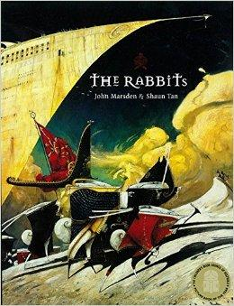 Rabbits(by Shaun Tan) 兔子(CBCA年度最佳图画书) ISBN9780734411365